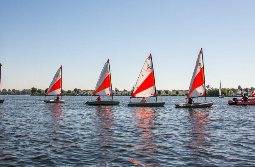 HUMA sail away – Segelwoche